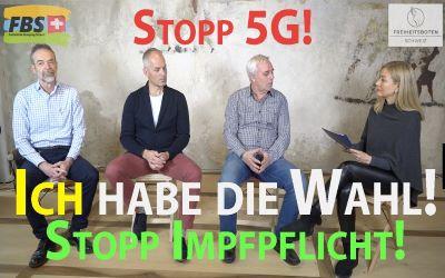 Ich habe die Wahl!® Stopp Impfpflicht und Stopp 5G Initiativen