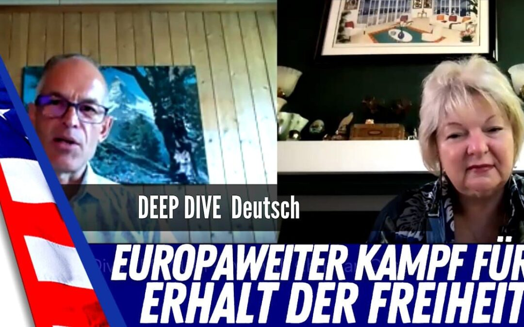 Christian Oesch und Dr. Sherry Tenpenny by DEEP DIVE
