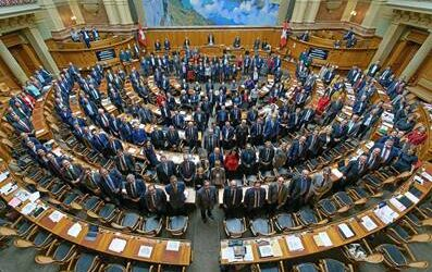 Motion 20.3237: Eine transparente Information seitens der Politk ist jetzt mehr denn je notwendig!